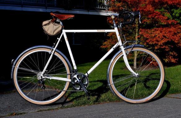 Jim's  60cm Velo Routier Build  Vancouver BC - 2