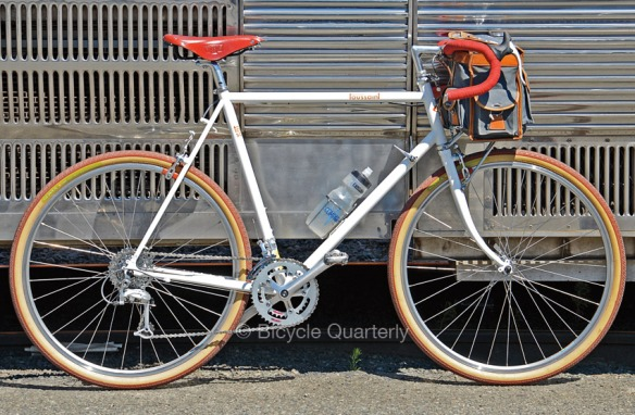 Bicycle Quarterly Autumn 2014 toussaint_profile